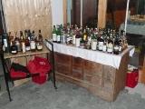 Die Flaschenauswahl